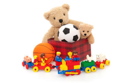 Kids Get More Active When Given More Toy Choices, Studies Show | Mom Psych | Scoop.it