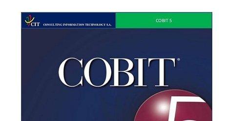 ISACA combate el cibercrimen con COBIT 5 | Administración de la Tecnología de Información | Scoop.it