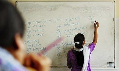 What we can learn from teaching English abroad | British American | Scoop.it