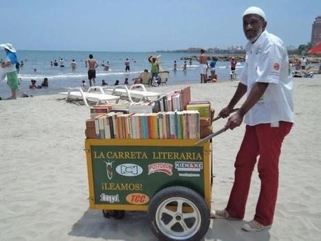 Las 25 bibliotecas ambulantes más curiosas e interesantes del mundo - El Placer de la Lectura | Litteris | Scoop.it