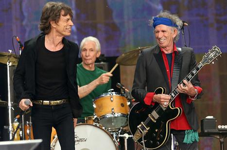 Rolling Stones Release 'Hyde Park Live' Album | Rolling Stones Release New Album | Scoop.it