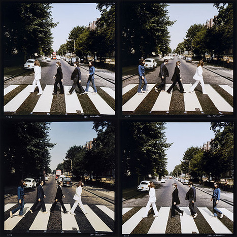 Rare Abbey Road Photos of the Beatles Going Up for Auction, May Fetch Over $100,000 | xposing world of Photography & Design | Scoop.it