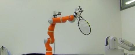 Le bras robotique qui attrape rapidement les objets à la volée | Outils pédagogiques | Scoop.it