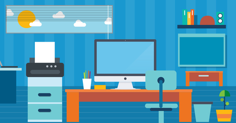 Break Room Hacks for Workplace Productivity | Ghergich & Co. Top Infographics | Scoop.it