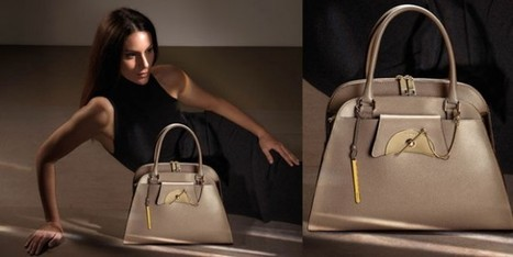 Le borse Cromia si raccontano su Mediaset | Moda Donna - sfilate.it | Scoop.it