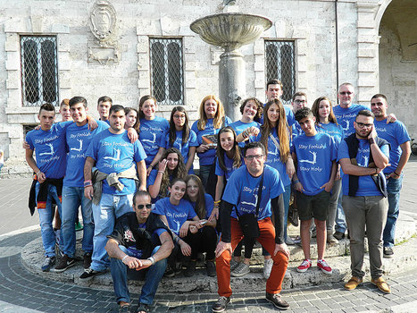 Christians in Ascoli Piceno, Italy enjoy Discipleship Weekend   Le Marche another Italy   Scoop.it