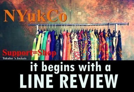 #Shop2Support NYukCo #Selffund #fashiontech #Startup to helps local designers build global busiensses | Black Fashion Designers | Scoop.it