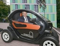 Studierende können kostenlos elektrisch tanken | E-Mobilität | Scoop.it