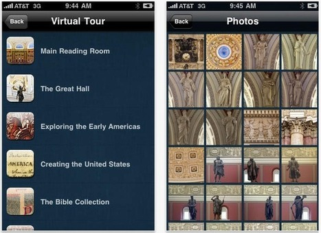 Educational iPad Apps from the Library of Congress | iGeneration - 21st Century Education | Scoop.it