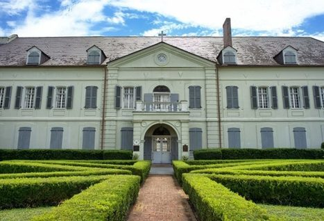 Things to do in New Orleans, visit the Old Ursuline Convent | Travel | Scoop.it