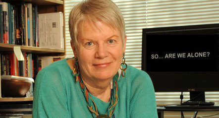 Jill Tarter Awarded the 2014 Jansky Lectureship - SETI Institute | Arecibo Observatory | Scoop.it