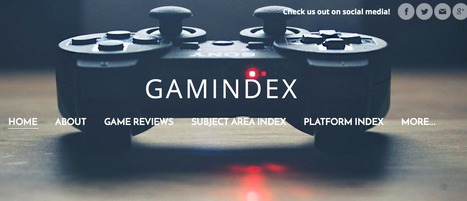 Gamindex | Learning Technology News | Scoop.it