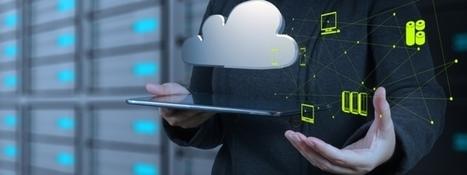 Comment le «cloud» bouleverse l'économie de l'informatique | WEBOLUTION! | Scoop.it