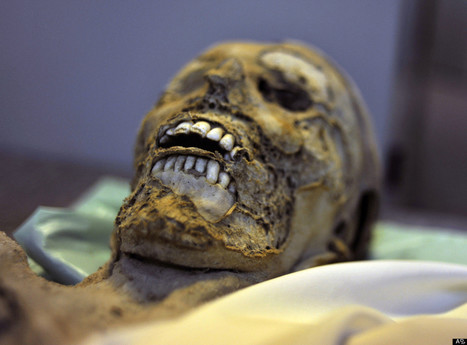 2012 In Mummies: Top Mummification Discoveries This Year - Huffington Post | Ancient History- New Horizons | Scoop.it