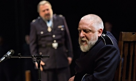 King Lear at the National Theatre – reviews roundup | A2 Literature | Scoop.it