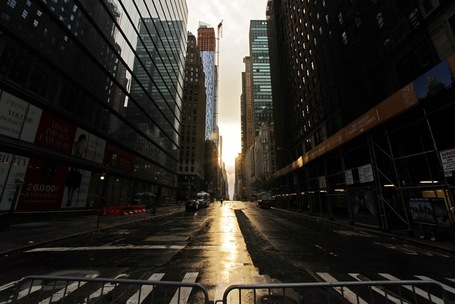 "Alatelecesoir: National Geographic diffuse ""Sandy : New York dans la tourmente"" 