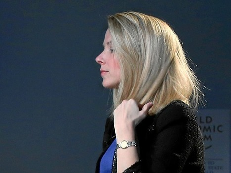 How Marissa Mayer Figured Out Work-At-Home Yahoos Were Slacking Off | It Ain't IT for Naught | Scoop.it