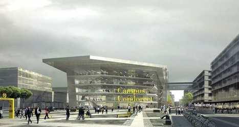Condorcet: sous lesfriches, le campus - Les Echos | FMSH | Scoop.it