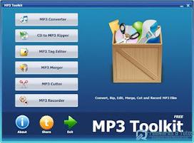 MP3 Toolkit : un logiciel multi-fonctions pour vos fichiers audio | Geeks | Scoop.it