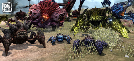 Defiance Hellbug Season Starts February 9 | MMO and MMORPG News, Tips, Strategy, and Guides | Scoop.it