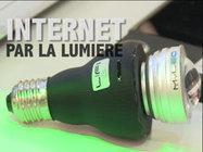 MWC 2013: Lifi, l'internet par la lumière 10 fois plus rapide que le WiFi | Pour un nouveau service de lecture numérique en bibliothèque : retour d'expérience étagère numérique expérimentale de la bibliothèque de l'enssib | Scoop.it