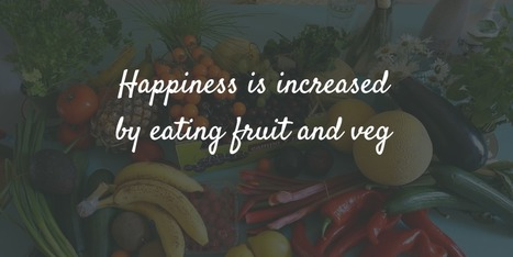 Fruit and veg give you the feel-good factor | ESRC press coverage | Scoop.it