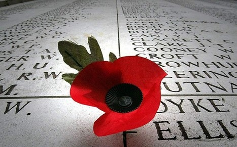 Children will ensure we do not forget Great War - Telegraph | Edu's stuff | Scoop.it