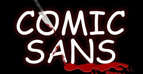 A New Version of Comic Sans Actually Looks Pretty Cool | Web Design & UX | Scoop.it