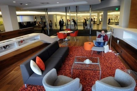 How Co-Working Office Design Will Change The