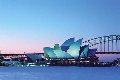 Sydney Opera House - House History | Sydney Heritage - The Harbour Bridge and The Rocks Area | Scoop.it