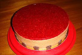 Les entremets et desserts de Fabien: Entremet chocolat framboise   Dangrou   Scoop.it