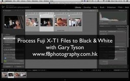 How to Post-Process Your Street Photography into Black & White in Lightroom 5 and Silver Efex Pro 2 | Eric Kim | liveimpression | Scoop.it