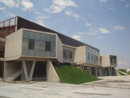 En Construcción: Centro de Eventos Puente Verde / Andreu Arquitectos | Arquitectura explorativa | Scoop.it