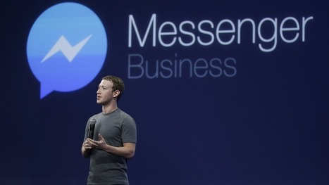Facebook plans to put ads inside Messenger, report says | All About Facebook | Scoop.it