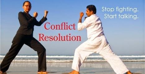 Leadership By Virtue: Leadership and conflict   Coaching Leaders   Scoop.it