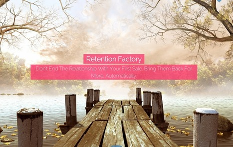 Retention Factory | Betas worth trying. | Scoop.it