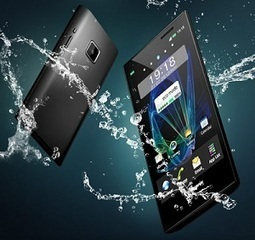Top water resistant smartphones in India and their specifications   TECHUPDATES.IN   techupdates.in   Scoop.it
