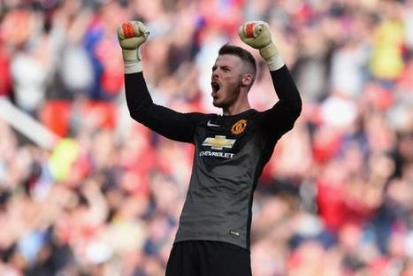 David De Gea and the 10 Hottest Goalkeepers in World Football Right Now - Bleacher Report | free-soccer tournaments playing around the globe | Scoop.it