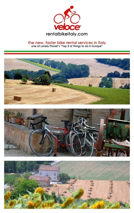 Cycling Le Marche, one of most beautiful Regions of Italy | Le Marche another Italy | Scoop.it