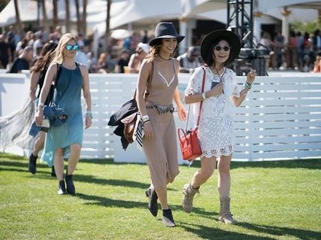 PHOTOS. Les filles de Coachella 2016 | La mode intelligente | Scoop.it