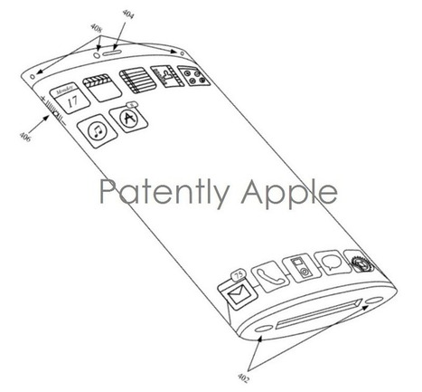 Apple Wins a Patent for a Transparent Glass iPhone with a ... | Misc & MOOCs! | Scoop.it