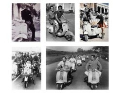 The Vespa, Roman Holiday & Social History | Vespa Stories | Scoop.it