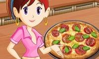 École de cuisine de Sara:Pizza tricolore | FLE enfants | Scoop.it