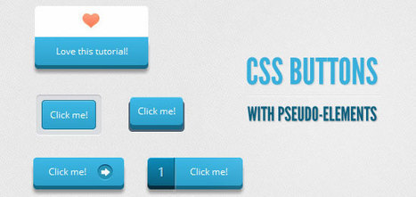 Web Design Resources: CSS Tutorials, Buttons, Code Snippets | CSS3 & HTML5 | Scoop.it