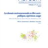 Networking the world - Espace et réseaux