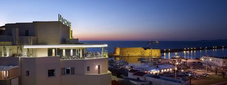 Lato boutique hotel, Hotels in Heraklion town Crete Greece | Goldenlist | Scoop.it