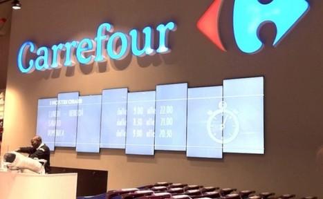 Carrefour. Supermercati sempre più digitali | myfruit - frutta e verdura | Scoop.it