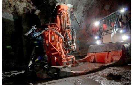 "Fully automated mines ""a distinct possibility"" | Revue de presse en Automatisation Industrielle | Scoop.it"