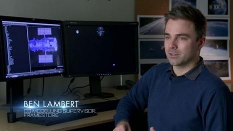 Los efectos especiales de Gravity fueron creados en Linux y KDE | Animación 3D and video games | Scoop.it