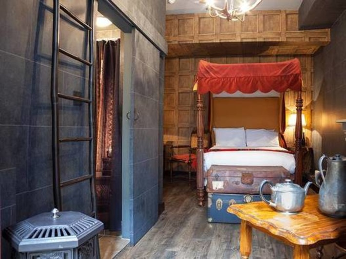 Alohomora: There's a new Harry Potter themed hotel | Nerdy Needs | Scoop.it